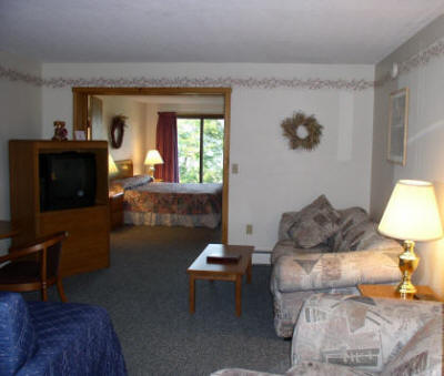 The King Suite @ Cascades Lodge, Killington